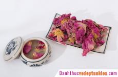 hoa mau don chua cham kinh 1