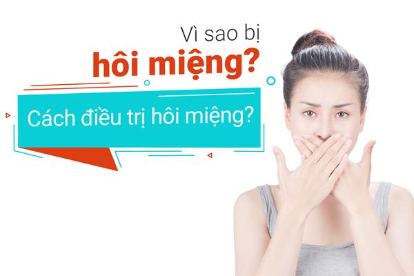 Các bệnh về hệ tiêu hóa cũng là nguyên nhân chính gây ra mùi hôi tại miệng