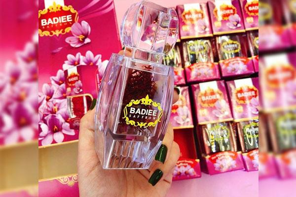 Cac ban co the mua Saffron Badiee tai cac shop hang xach tay nhu Hazushop cho dam bao