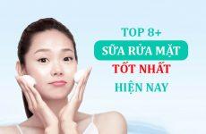 Chọn đúng sữa rửa mặt tốt có thể giúp các bạn rửa sạch sâu trên mặt mà khăn mặt không rửa được