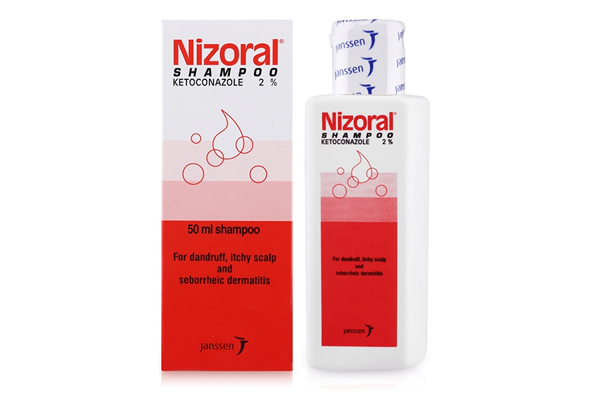Dầu gội trị gàu Nizoral Shampoo