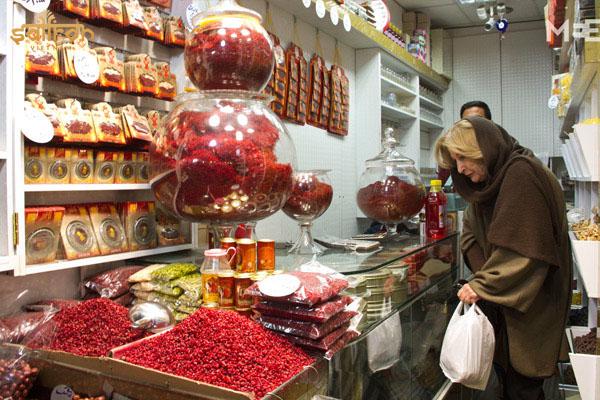 Dubai không thích hợp trồng saffron, mà đa phần saffron ở đây đều từ Iran qua