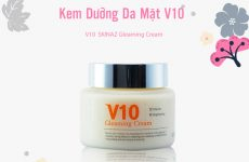 Kem V10 dưỡng trắng da