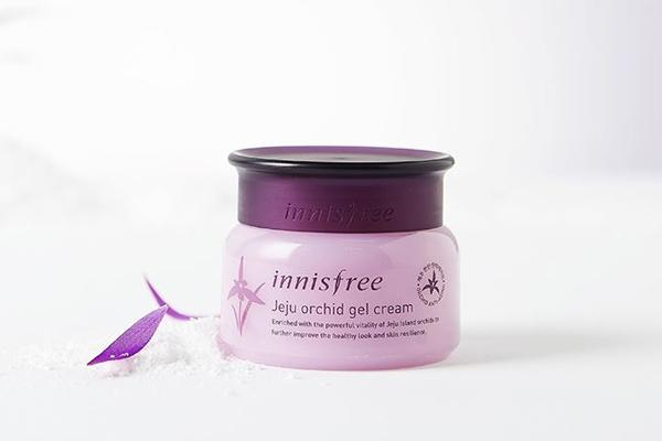 Kem dưỡng da Innisfree Orchid Gel Cream sử dụng công nghệ Orchid delixir, là phương pháp lấy mẫu thủy nhiệt do tập doàn Amore Pacific thực hiện