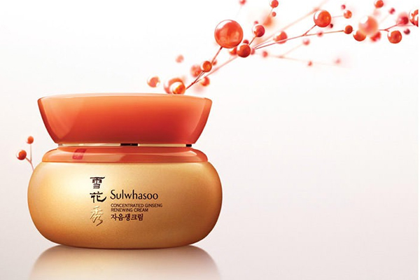 Kem dưỡng nhân sâm Sulwhasoo Concentrated Ginseng Renewing Cream Ex