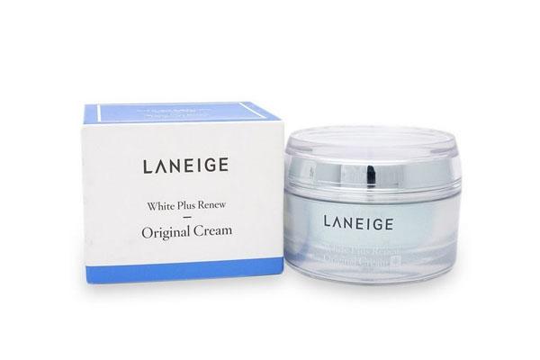 Kem dưỡng trắng da mặt tối ưu Laneige White Plus Renew Original Cream EX
