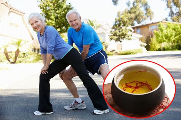 Safranal có trong saffron với chức năng tác động lên hệ thần kinh trung ương, giúp giảm các cơn đau nhức xương khớp