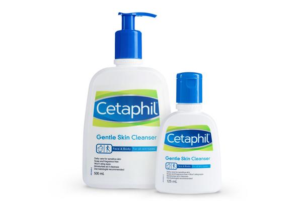 Sữa rửa mặt Cetaphil Gentle Cleanser