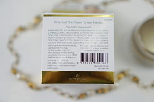 Kem oc sen White Snail GOLD 3 510x340 1