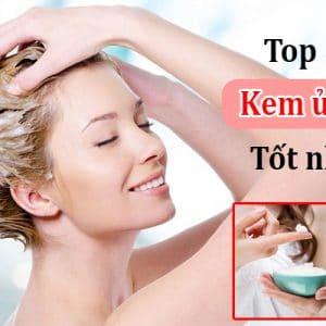Kem ủ tóc tốt có thể giúp chị em phục hồi hư tổn, mang lại mái tóc mượt mà, chắc khỏe
