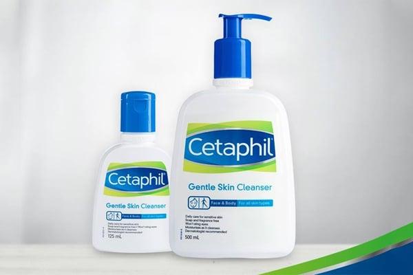 Sữa rửa mặt cho nam Cetaphil