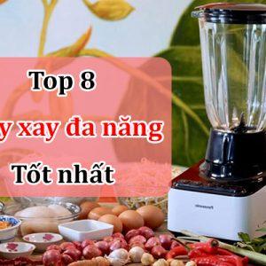 Có một chiếc máy xay đa năng trong bếp giúp bạn tiện lợi làm các món xay, sinh tố, chả