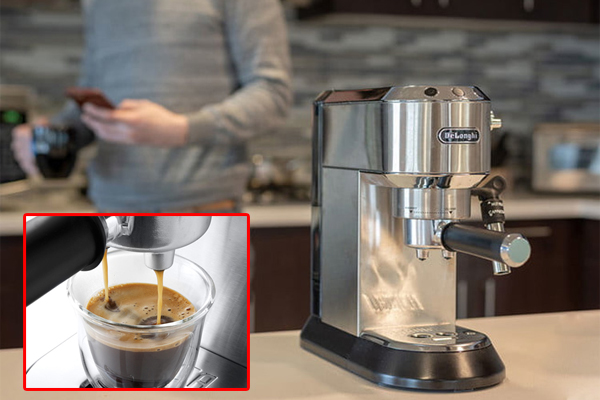 Máy pha cà phê Delonghi EC685 M