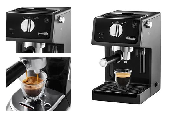 Máy pha cà phê Espresso Delonghi ECP31,21