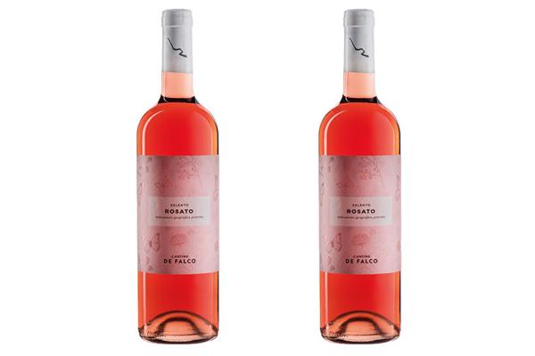 Rượu Vang Hồng Cantine De Falco Rosato Salento