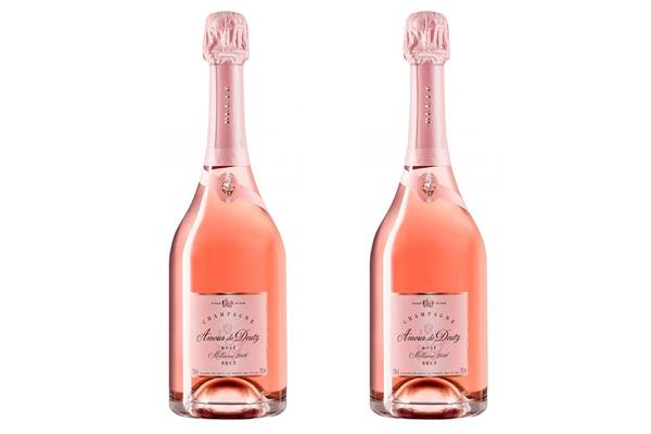 Rượu vang hồng Champagne Amour de Deutz Rose