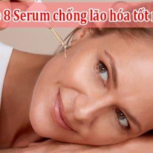 Serum chống lão hóa đều chứa các hoạt chất giúp tăng cường bổ sung và thúc đẩy sản sinh Collagen đồng thời tạo độ ẩm, căng mướt cho da